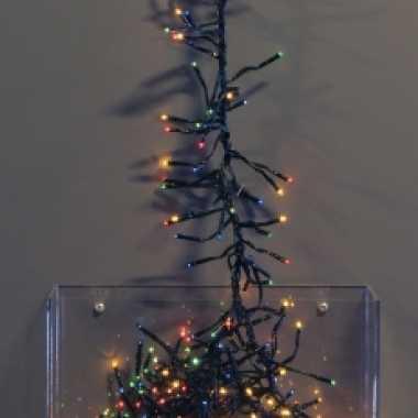 Gekleurde Kerstboom Verlichting 768 Lampjes Feestverlichting Buiten Nl