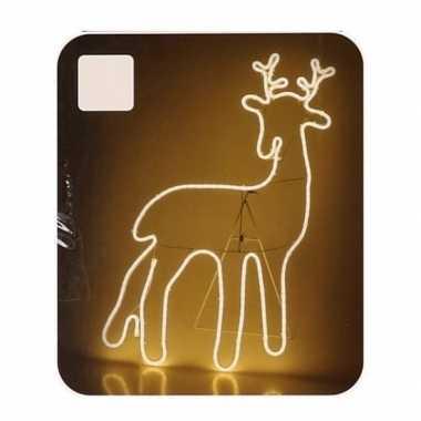 Kerst slangverlichting led rendier 240 lampjes type i