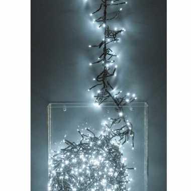 Lichtsnoer wit 3 meter 576 lampjes