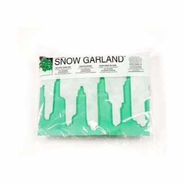 Sneeuw rand ijspegels 240 cm