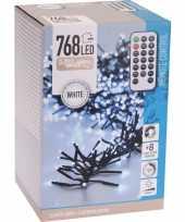 Clusterverlichting op afstandbediening helder buiten 768 lampjes
