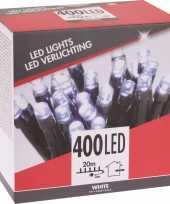 Kerstverlichting budget helder buiten 400 lampjes