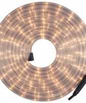 Kerstverlichting lichtsnoer lichtslang wit 12 meter voor buiten